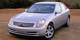 Used 2003 INFINITI G35 Luxury