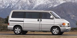 Used 2002 Volkswagen Eurovan GLS