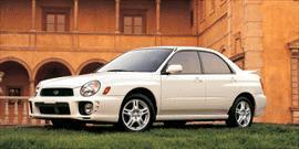 Used 2002 Subaru Impreza Outback Sport Wagon