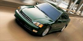 Used 2002 Subaru Legacy L