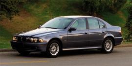 Used 2002 BMW 525 i