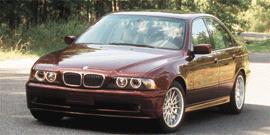 Used 2002 BMW 540 i
