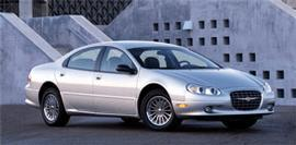 Used 2002 Chrysler Concorde LXi