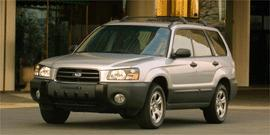 Used 2003 Subaru Forester X