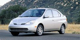 Used 2002 Toyota Prius