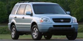 Used 2003 Honda Pilot EX