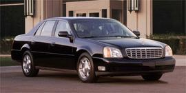 Used 2003 Cadillac DeVille DTS
