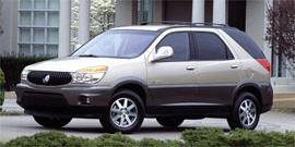Used 2003 Buick Rendezvous AWD