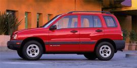 Used 2003 Chevrolet Tracker ZR2