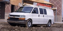 Used 2003 Chevrolet Express 1500 Upfitter Cargo