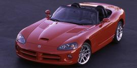 Used 2003 Dodge Viper SRT-10