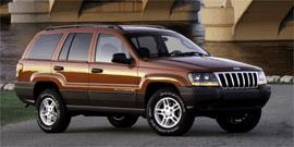 Used 2003 Jeep Grand Cherokee Overland