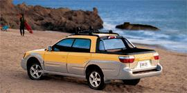 Used 2003 Subaru Baja