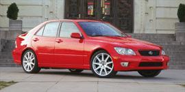 Used 2003 Lexus IS 300