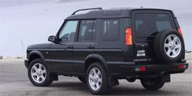 Used 2003 Land Rover Discovery SE