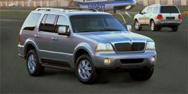 Used 2003 Lincoln Aviator Luxury