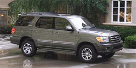 Used 2003 Toyota Sequoia Limited