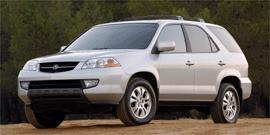 Used 2003 Acura MDX Touring