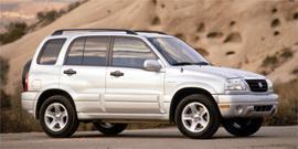 Used 2003 Suzuki Grand Vitara