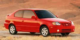 Used 2003 Hyundai Accent GL