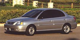 Used 2003 Kia Rio Cinco