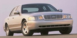 Used 2002 Ford Crown Victoria Base