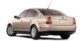 Used 2002 Volkswagen Passat