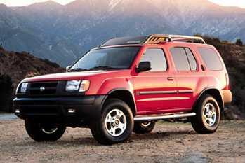 Used 2001 Nissan Xterra