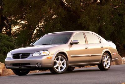 Used 2001 Nissan Maxima GLE