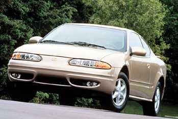 Used 2001 Oldsmobile Alero GLS