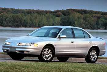 Used 2001 Oldsmobile Intrigue GL