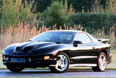 Used 2001 Pontiac Firebird Trans Am