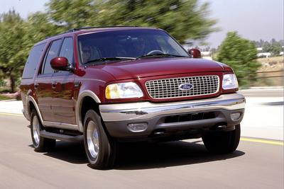 Used 2000 Ford Expedition XLT
