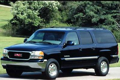 Used 2000 GMC Yukon XL