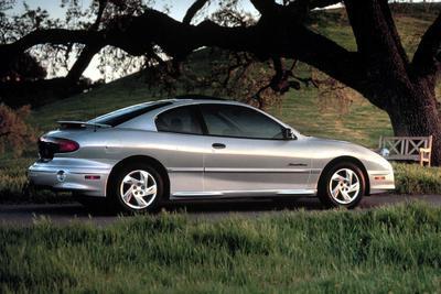 Used 2001 Pontiac Sunfire SE
