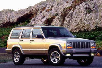 Used 2000 Jeep Cherokee