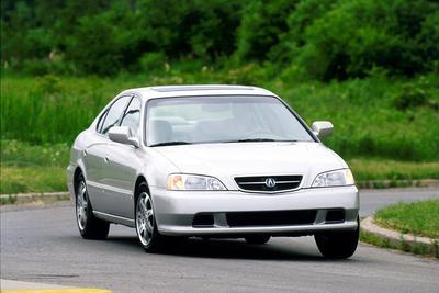 Used 2001 Acura TL 3.2