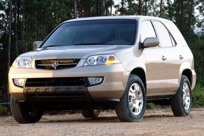 Used 2001 Acura MDX Touring
