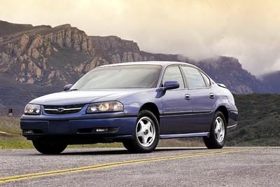 Used 2001 Chevrolet Impala 4DR SDN