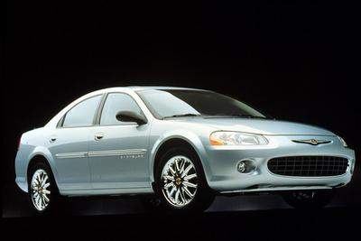 Used 2001 Chrysler Sebring LXi