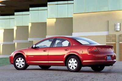 Used 2001 Dodge Stratus SE