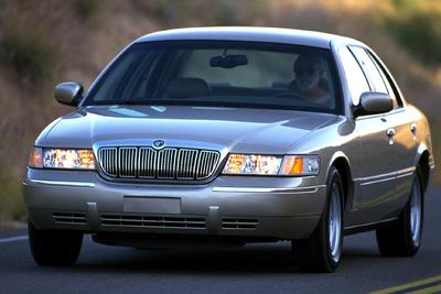 Used 2000 Mercury Grand Marquis GS