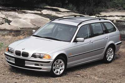 Used 2001 BMW 325 Ci