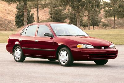Used 2001 Chevrolet Prizm (Mechanic Special)