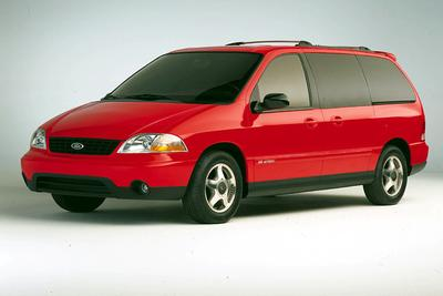 Used 2001 Ford Windstar Cargo
