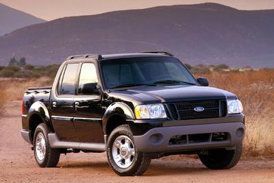 Used 2001 Ford Explorer Sport Trac