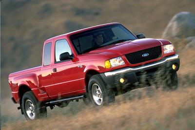Used 2001 Ford Ranger 3.0L