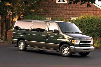 2001 Ford E150 XL