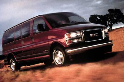 Used 2001 GMC Savana 1500
