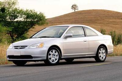 Used 2001 Honda Civic EX